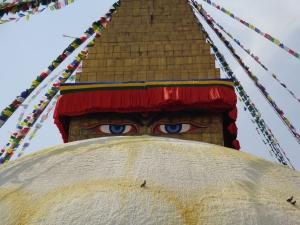 Boudhanath, Kathmandu.