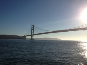 Golden Gate Bridge, San Francisco.  One of my favourite cities in the world!